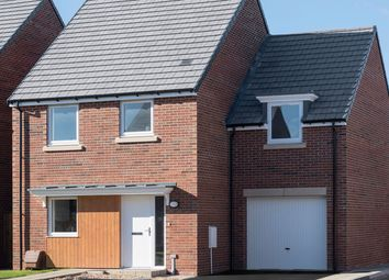 "Thumbnail 4 bedroom detached house for sale in ""The Sennen B"" at South Newsham Road, Blyth"