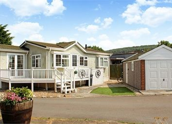 Thumbnail 2 bed mobile/park home for sale in Ash Road, Summer Lane Caravan Park, Banwell, North Somerset.