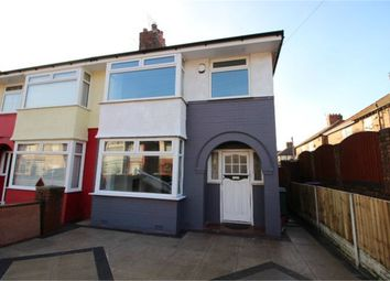 Thumbnail 3 bed semi-detached house for sale in Halby Road, Walton, Liverpool, Merseyside