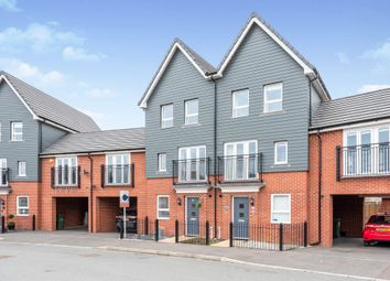 Cranmore Circle, Broughton, Milton Keynes MK10. 4 bed town house for sale