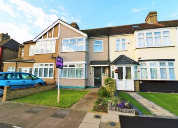 Thumbnail 3 bed terraced house for sale in Heybridge Drive, Ilford