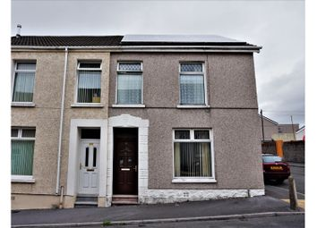 Thumbnail 3 bed end terrace house for sale in Temple Street, Llanelli