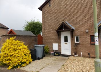 Thumbnail 1 bed end terrace house to rent in Bracken Close, Carterton