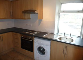 Thumbnail 1 bed flat to rent in Victoria Road, Ebbw Vale