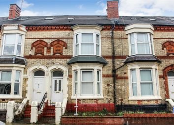 Thumbnail 5 bed terraced house for sale in Carisbrooke Road, Liverpool, Merseyside