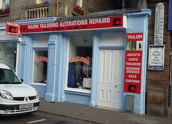 Thumbnail Retail premises for sale in High Street, Nairn
