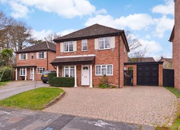 Thumbnail 4 bed detached house for sale in Fortune Drive, Cranleigh