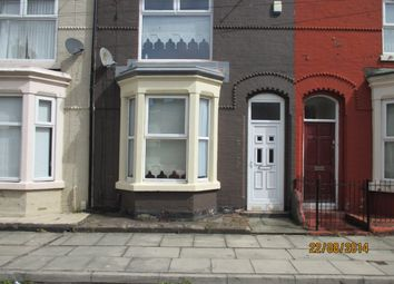 Thumbnail 3 bedroom terraced house to rent in Pym Street, Liverpool