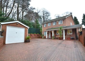 Thumbnail 4 bedroom detached house for sale in London Road, Bracknell, Berkshire