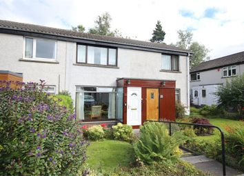 Thumbnail 2 bed flat for sale in Balnagowan Drive, Glenrothes, Fife