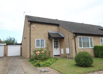 Thumbnail 2 bed semi-detached bungalow for sale in Dean Peacock Court, Ely