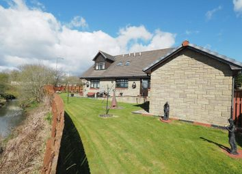 Thumbnail 4 bed detached house for sale in 3 Latchburn View, Blackburn
