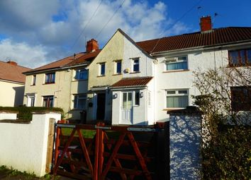 Thumbnail 3 bed terraced house for sale in Lydney Road, Southmead, Bristol