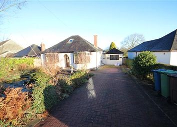 Thumbnail 4 bed bungalow for sale in Birkholme Drive, Stoke-On-Trent