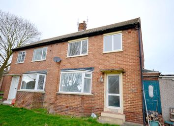 Thumbnail 3 bed terraced house to rent in Millfield Road, Fishburn, Stockton-On-Tees