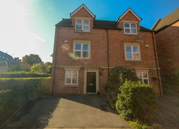Thumbnail 4 bed semi-detached house for sale in Drum Close, Allestree, Derby