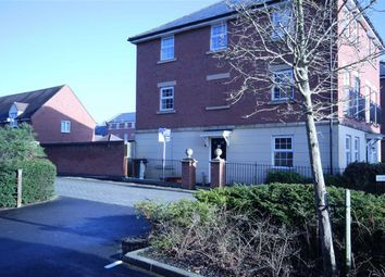 Thumbnail 4 bed town house for sale in Alderley Road, Redhouse, Swindon