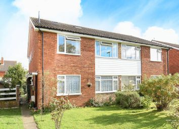 Thumbnail 3 bed maisonette for sale in Larkspur Way, West Ewell, Epsom