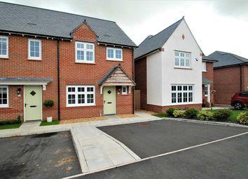 Thumbnail 3 bedroom end terrace house for sale in Bron Gwynedd, Penrhosgarnedd, Bangor