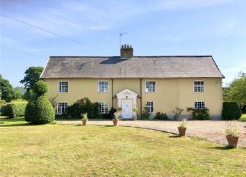 Thumbnail 7 bed detached house for sale in Uggeshall, Beccles, Suffolk