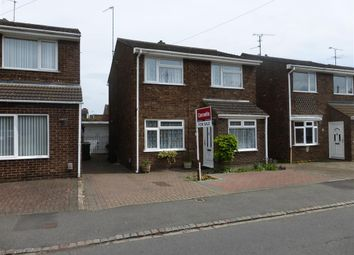Thumbnail 4 bedroom detached house for sale in Cemetery Road, Houghton Regis, Dunstable