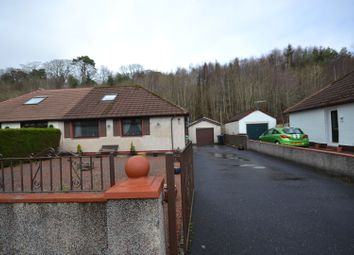 Thumbnail 2 bed semi-detached bungalow for sale in Anderson Crescent, Mauchline