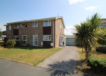 Thumbnail 3 bed semi-detached house for sale in Raphael Drive, Elburton, Plymouth, Devon