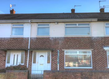 Thumbnail 3 bed terraced house for sale in Mimosa Drive, Hebburn