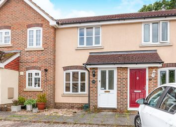 Thumbnail 2 bed terraced house for sale in Aghemund Close, Chineham, Basingstoke, Hampshire