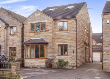 Thumbnail 5 bed detached house for sale in Old Bank Road, Earlsheaton, Dewsbury