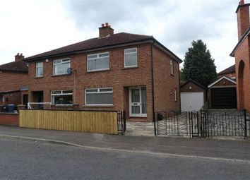 Thumbnail 3 bed semi-detached house to rent in 45, Sharman Road, Belfast