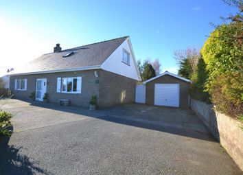 Thumbnail 4 bed detached bungalow for sale in Ferwig, Cardigan