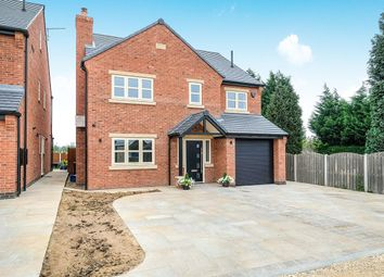 Thumbnail 4 bedroom detached house for sale in Swinston Hill Meadows, Dinnington, Sheffield