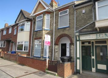 Thumbnail 1 bed flat to rent in London Road South, Lowestoft