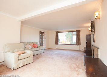 Thumbnail 3 bed detached house to rent in Court Close, Maidenhead, Berkshire