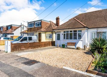 Thumbnail 2 bed semi-detached bungalow for sale in Lincoln Avenue, Rose Green, Bognor Regis