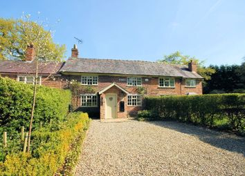 Thumbnail 4 bedroom cottage to rent in Stocks Lane, Over Peover, Knutsford