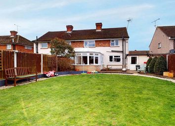 3 bed semi-detached house for sale in St Marys Crescent, Pitsea, Basildon, Essex SS13