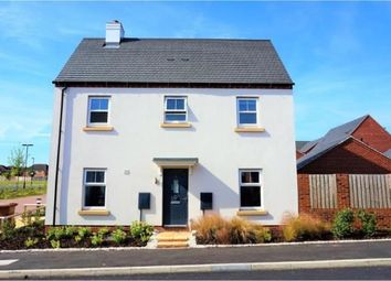 Thumbnail 3 bed detached house for sale in Rowan Drive, Swadlincote, Derbyshire