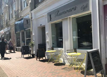 Thumbnail Restaurant/cafe for sale in Terminus Road, Eastbourne
