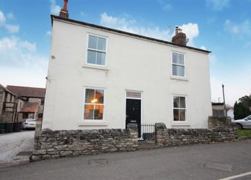 Thumbnail 3 bed cottage for sale in Main Street, Hillam, Leeds