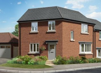 Thumbnail 3 bed semi-detached house for sale in Lubenham Hill, Market Harborough, Leicestershire