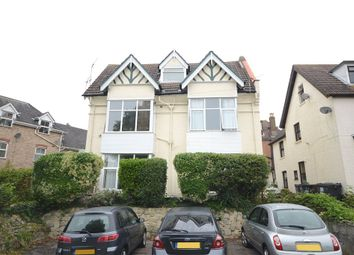 Thumbnail 2 bed flat for sale in Hengist Road, Bournemouth, Dorset