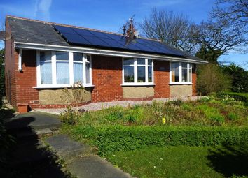 Thumbnail 3 bed detached bungalow for sale in Whalley Road, Samlesbury, Preston