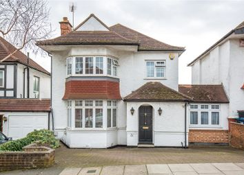 Thumbnail 3 bed detached house for sale in Elliot Road, Hendon, London