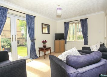 Thumbnail 3 bed detached house for sale in Woodcroft Close, Market Deeping, Peterborough