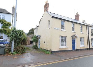 Thumbnail 4 bed end terrace house for sale in Monk Street, Monmouth, Sir Fynwy