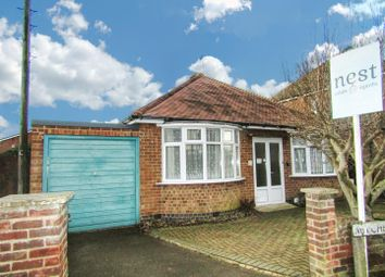 Thumbnail 3 bed detached bungalow for sale in Mitchell Road, Enderby, Leicester