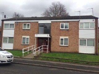 Thumbnail 1 bedroom flat to rent in Clarence Road, Erdington