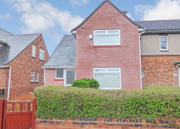 Thumbnail 3 bed semi-detached house for sale in The Quadrant, North Shields